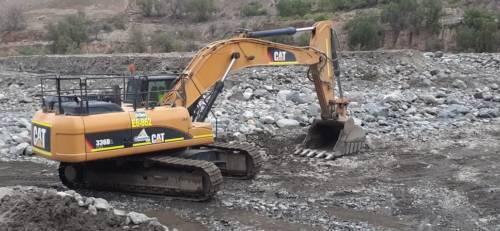 Excavadora Caterpillar (E6-862)